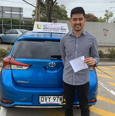 Driving School Ermington