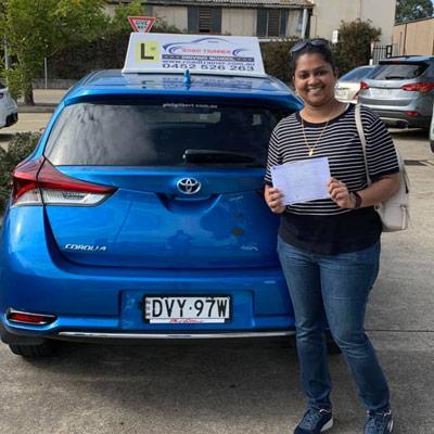 Driving School Lidcombe NSW