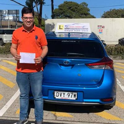 Driving School Newington NSW