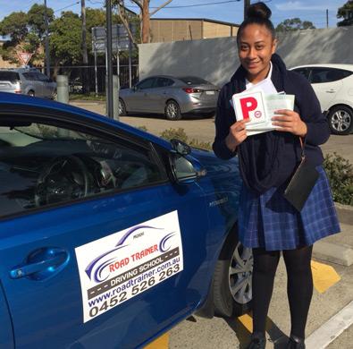 Driving School Oatlands NSW